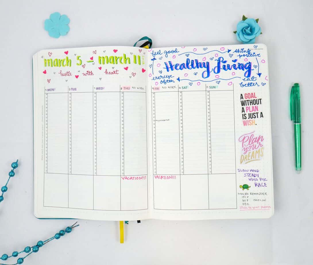 The Ultimate Bullet Journal Glossary That Every Bujo Newbie Needs