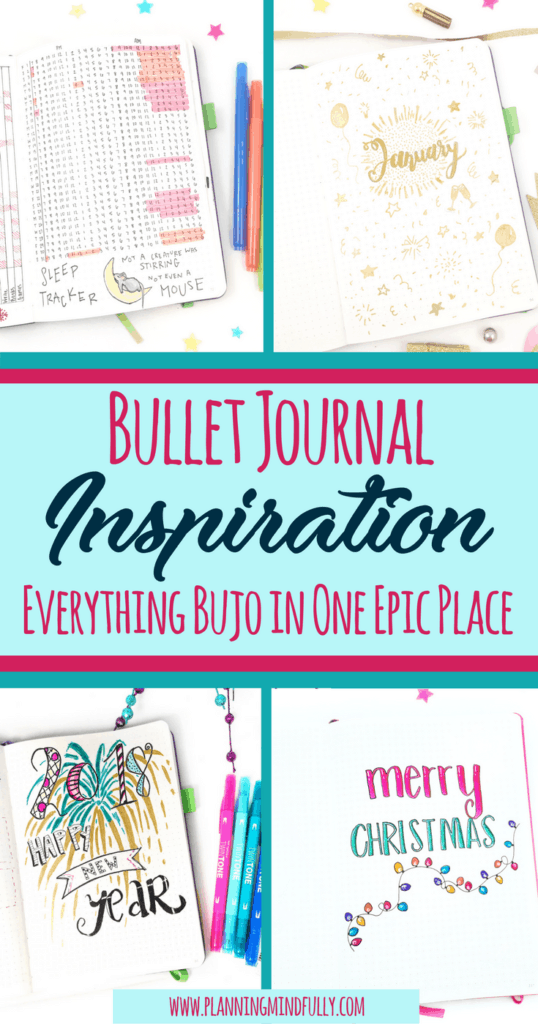 Bullet Journal Ideas And Inspiration Planning Mindfully