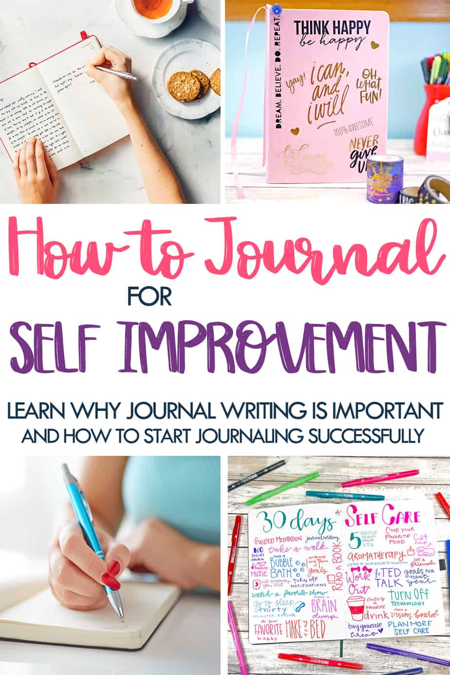 How to Journal in 12: Helpful Journaling Tips for Beginners