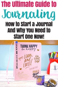 The Ultimate Guide to Journaling Blog Post