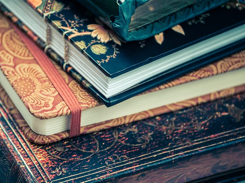 Pretty journals for journaling